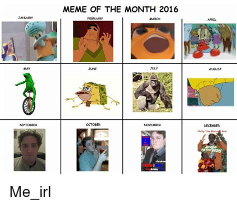 Memes Of The Month - search meme of the month memes on me me