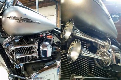 Harley Davidson Air Horn