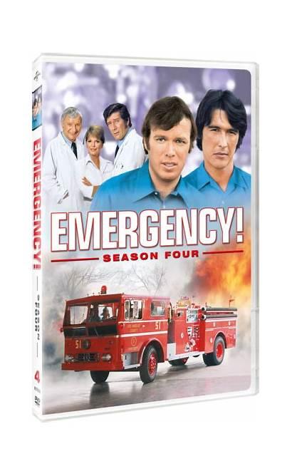 Emergency Season Four Dvd