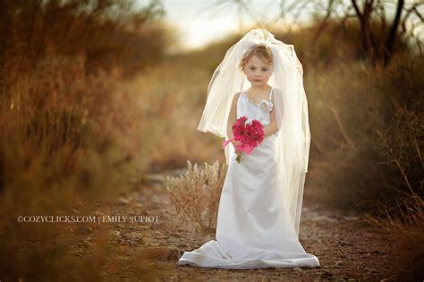 phoenix childrens photographer wedding dress  preview