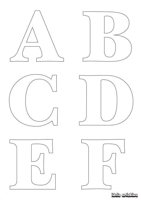 letras para imprimir mayusculas buscar con letra lettering alphabet templates y