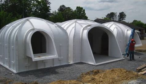 Green Magic Homes Price by Here S The Dirt On A Prefabricated Plastic Earth Sheltered