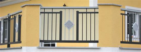 balkongeländer aluminium pulverbeschichtet balkongel 228 nder aluminium pulverbeschichtet alubalkone