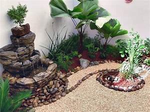 estupendo jardines pequenos interior casa por decoracion