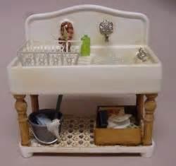 dollhouse kitchen sink appliances kent s mini treasures artisan dollhouse 3422