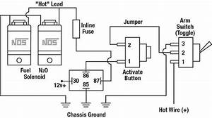 nitrous express wiring diagram wiring diagram and With nitrous wiring