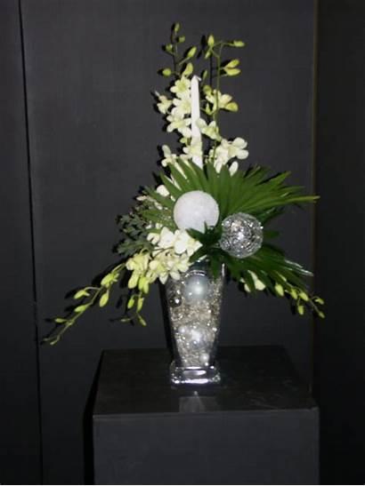 Floral Composition Florale Pour Noel Noel
