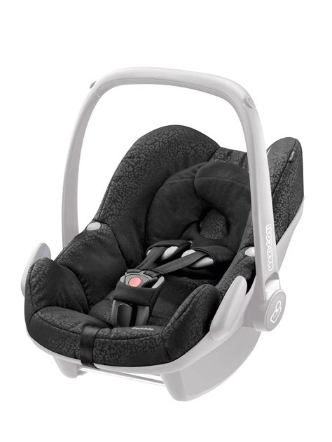 maxi cosi pebble replacement seat cover modern black 2014 range co uk baby