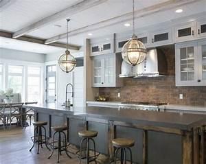 17 meilleures idees a propos de cuisine gris anthracite With plan de maison facade 18 cuisine industrielle lelegance brute en 82 photos
