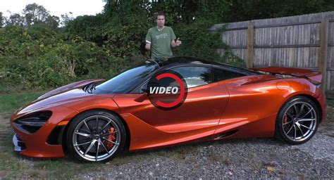 New Mclaren 720s Is Different And That's A Good Thing