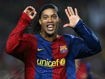 Ronaldinho Footballer Brazilian Famous Sports Personalities