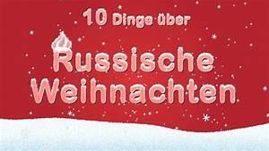 Wann Stellt Man Weihnachtsbaum Auf : 10 dinge ber russische weihnachten youtube ~ Buech-reservation.com Haus und Dekorationen