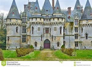 Castorama Val D Oise : france the castle of vigny in val d oise stock image ~ Dailycaller-alerts.com Idées de Décoration