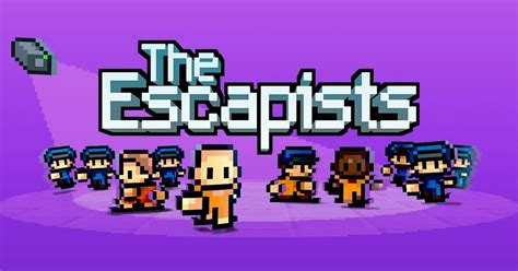 escapists  mod apk full android langdl