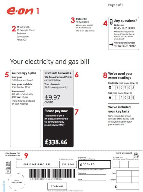 save on your electric bill e on bill explained myuilitygenius