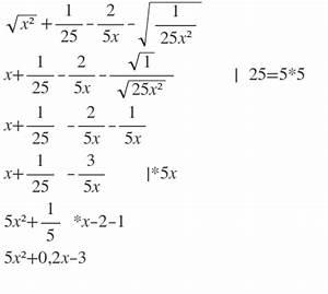 Quadratzahlen Berechnen : wie radiziert man richtig wurzelziehen berechnen etc ~ Themetempest.com Abrechnung