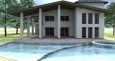 villa con piscina interna esempio di progetto di villa con piscina sull adriatico