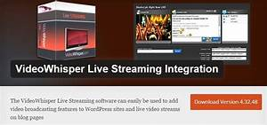 How to add live streaming to your WordPress site?
