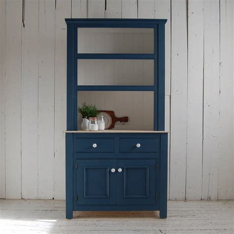 country kitchen dressers blue dresser by eastburn country furniture 2791