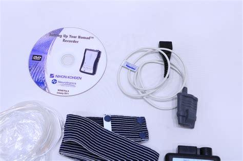 nomad pmu sleep portable recorder  carrying case