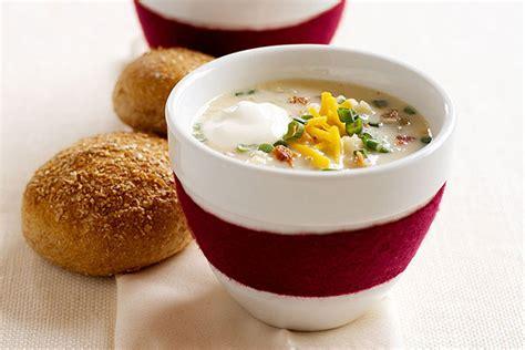 Loaded Baked Potato Soup Recipe Kraft Canada