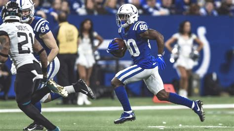 indianapolis colts wide receiver chester rogers season