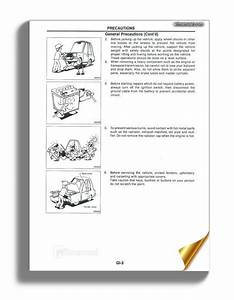 Mitsubishi Lancer Evolution Viii Mr Service Manual