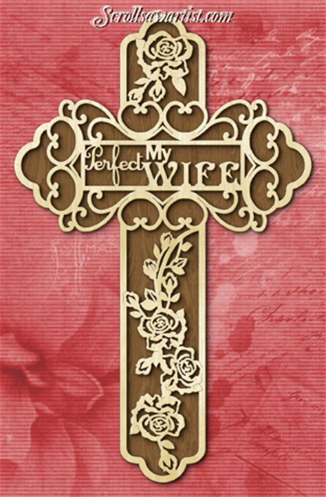 scroll  patterns religious inspirational themed