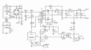 Pcb Circuit Board Design Switching Power Supply Copper
