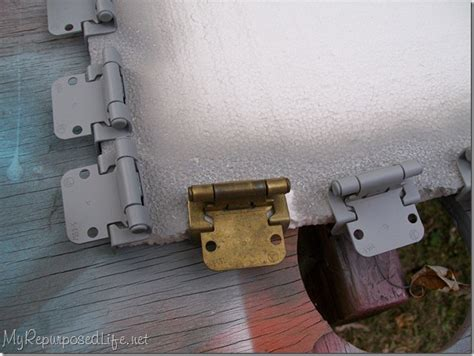 How To Paint Cabinet Hinges by I Painted The Hinges My Repurposed