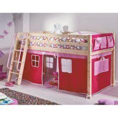 lit cabane pour les petits lit cabane sureleve avec