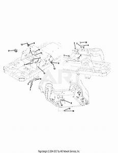 Troy Bilt 17wf2acp011 Mustang Xp  2012  Parts Diagram For Electrical