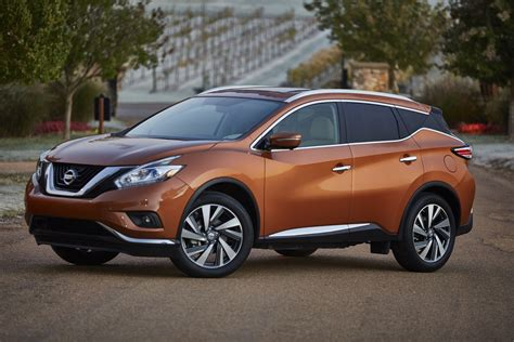 2017 Nissan Murano Review, Ratings, Specs, Prices, And
