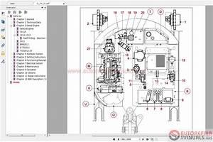 Terex Wheeled Excavator Tl Tw Tc Service Manual