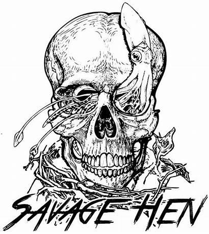 Dc Savage Metal Vocals Metronome Banshee Gartner