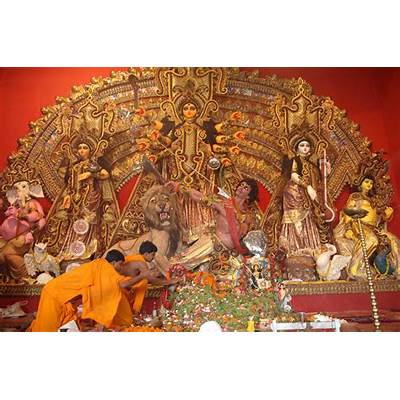Diverse ways of celebrating Navaratri in a diverse India