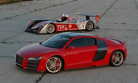 An unbelievavle car made in germany by a group of experts from audi ag. First Look at the New Audi R8 TDI Le Mans - Photos and ...