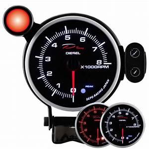 95mm Stepper Motor Tachometer For Diesel Engine Tachometer