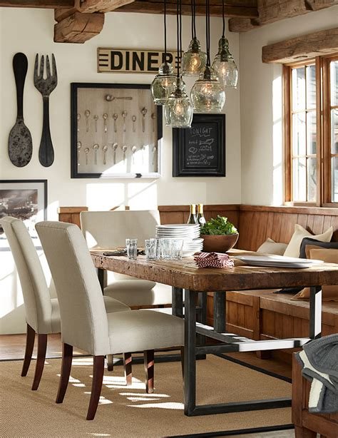 kitchen dining room lighting ideas sliding barn door with glass for if we end up