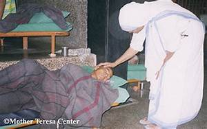 Volunteering with Missionaries of Charity