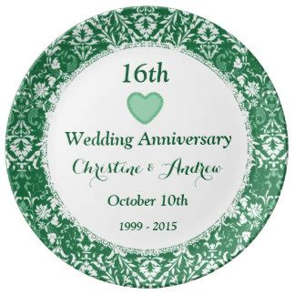 16 wedding anniversary 16 year anniversary gifts t shirts posters other gift ideas zazzle