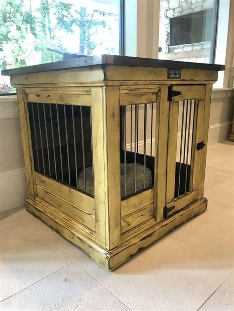 designer indoor dog kennels replace  wire dog crate
