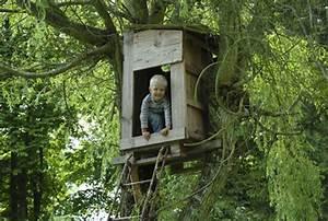 Comment Construire Une Cabane à écureuil : construire une cabane en bois dans les arbres de son jardin viving ~ Melissatoandfro.com Idées de Décoration