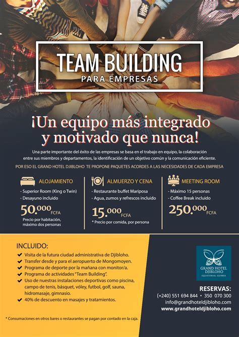 team building grand hotel djibloho