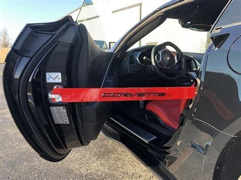 corvette car show door prop bars southerncarpartscom