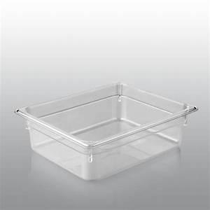 Gn Behälter 1 2 : gn beh lter polycarbonat 1 2 gn 200 mm tief saro ~ Orissabook.com Haus und Dekorationen