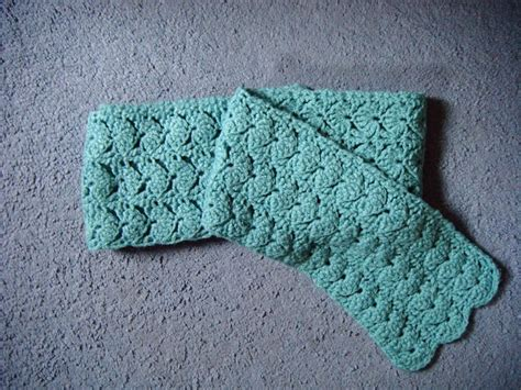 shell stitch crochet crocheting the shell stitch creatys for