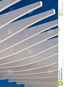 Concrete Canopy Structure Stock Photo  Image Of Attraction