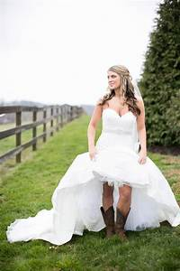 going rustic with western wedding dresses styles of With western dresses for weddings