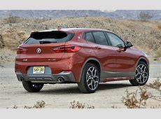 First Drive 2018 BMW X2 NY Daily News